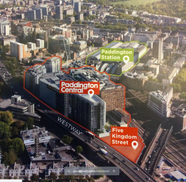 A chance to put forward ideas for a new community leisure and cultural space in Paddington.